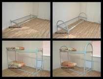 Металлические кровати эконом класса., в Белгороде