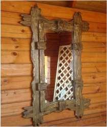 Состаренная мебель из массива, в Челябинске