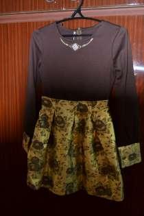 Платье нарядное молодежное, в Курске