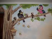 роспись стен, в Перми