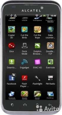 Продаю Мобильный телефон Alcatel One Touch 995, в Белгороде