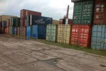 контейнеры морские и ж/д 5 т 20 т 40 т 45 т, в Ростове-на-Дону