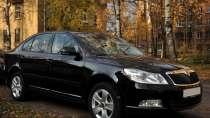 Прокат автомобиля шкода октавия для свадеб и т. д, в Курске