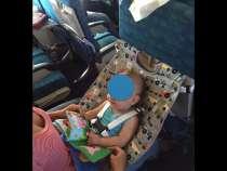 Гамак в самолет, в Екатеринбурге