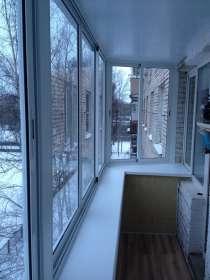 Пластиковые балконы и лоджии, в Нижнем Новгороде