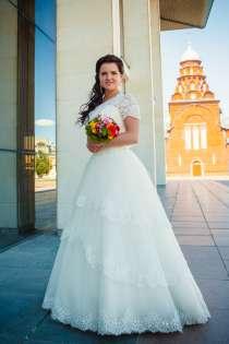Красивое свадебное платье, в Владимире
