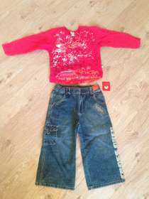 Детская одежда, Германия., в Новосибирске