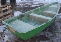 Продам весельную лодку из стеклопластика, в Челябинске