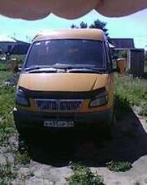 Газель микроавтобус, в Барнауле