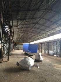 Производственно-складское здание холодное из профнастила. , в Челябинске