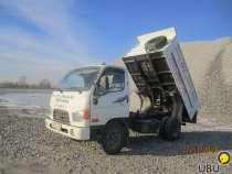 Щебень, песок,отсев,уголь керамзит доставка от 1тн, в Новосибирске