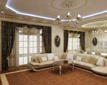 Дизайн интерьера квартир, домов, офисов, в Оренбурге