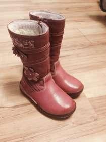 детские ботинки для девочки , в Челябинске