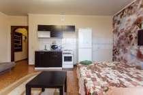 1-комнатные апартаменты, в Тюмени