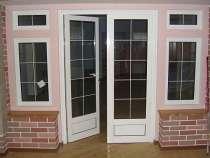 Окна двери  витражи бурение скважин перегородки, в г.Астана