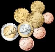 Куплю монеты ЕВРО, в Санкт-Петербурге