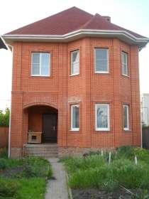 2-этажный дом 176 м² (кирпич) на участке 6 сот., в черте гор, в Ростове-на-Дону