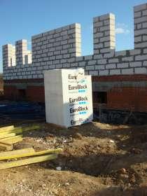 Газосиликатные блоки, в г.Пушкино
