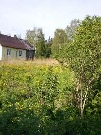 Часть дома в п. Соколинское + участок 8 сот, в г.Выборг