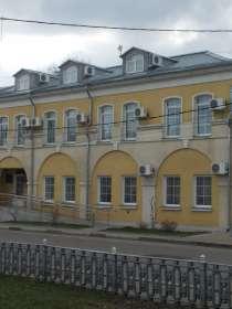 Крыши, в Коломне