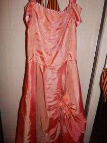 Продам праздничное платье для девочки, в Рязани