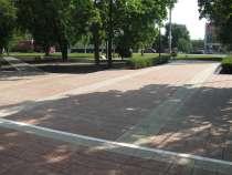 Тротуарная плитка и бордюр, в Пензе