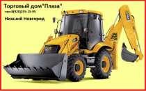 Аренда, услуги экскаватора-погрузчика JCB., в Нижнем Новгороде
