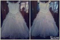 Продам свадебное платье, в г.Вологда