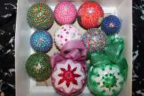 новогодние шары , в Екатеринбурге