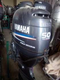 Продам отличный лодочный мотор YAMAHA F 50 , нога S ( 381 мм), в Владивостоке