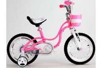 Детский велосипед Royal Baby Little Swan Steel 14, в Екатеринбурге