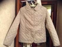 Куртка бежевого цвета, в Красноярске