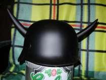 шлем каска с рогами, в Москве