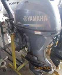 Продам отличный лодочный мотор YAMAHA F40, нога L (508 мм), EFI, в Владивостоке