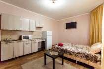Уютная студия для двоих в центре Тюмени!, в Тюмени
