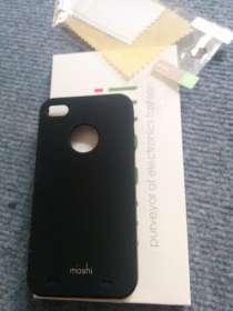 Бампер силиконовый чехол накладка для iPhone 4, в Санкт-Петербурге