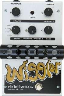 Electro-Harmonix Wiggler тремоло / вибрато, в Новосибирске