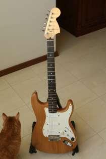 Stratocaster с сетом Lace Sensor, в Новосибирске