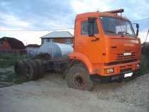 Камаз 43118 Миксер, в г.Минусинск