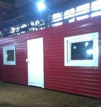 Модульный блок, баня вагончике, вахтовый, от производителя, , в Красноярске