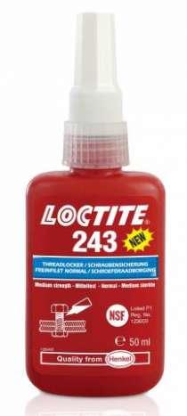 Резьбовой фиксатор Loctite 243., в Нижнем Новгороде