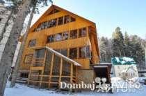 В КЧР на горно-лыжном курорте Домбай гостиница 600 кв.м. , в Краснодаре