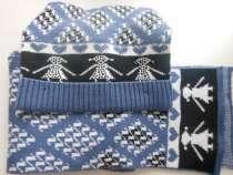 Шапка зимняя с шарфом, в Звенигороде