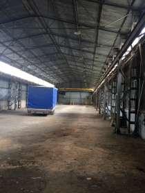 Производственно-складское здание холодное из профанстила. о, в Челябинске