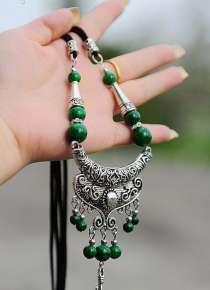 Гарнитур ожерелье и браслет, в Екатеринбурге