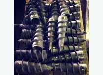 Наконечники литые для винтовых свай с завода, в Челябинске