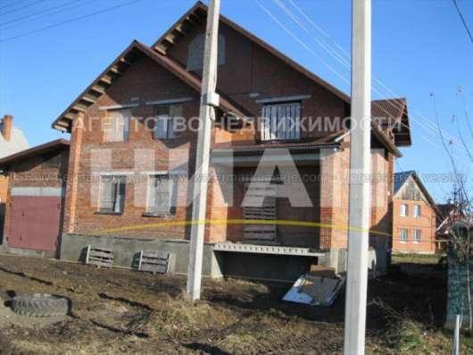 коттедж, Новосибирск, Памирский 1-й мкр, 436 кв.м. Фото 1