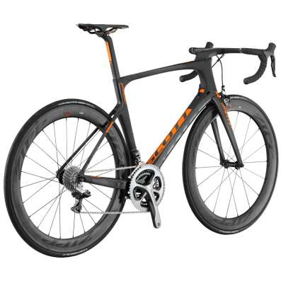 Шоссейный велосипед scott foil premium (2016