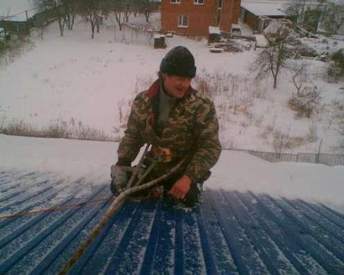 Выполняем кровельные работы в Тольятти Фото 1