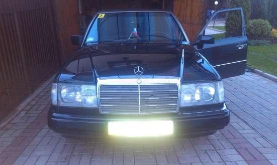 Продажа авто, Mercedes-Benz, W124, Автомат с пробегом 402000 км, в г.Донецк Фото 2